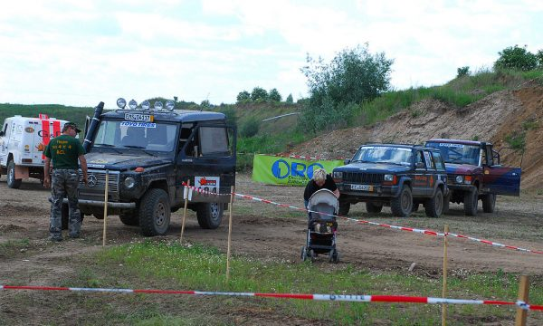 Offroad Rallye Rally Trial Germany Leipzig 2009 174