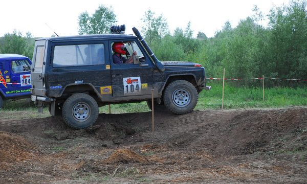 Offroad Rallye Rally Trial Germany Leipzig 2009 175