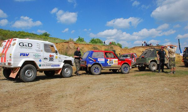 Offroad Rallye Rally Trial Germany Leipzig 2009 178