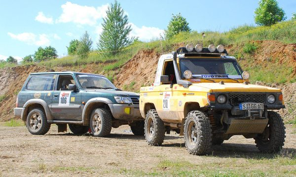 Offroad Rallye Rally Trial Germany Leipzig 2009 182