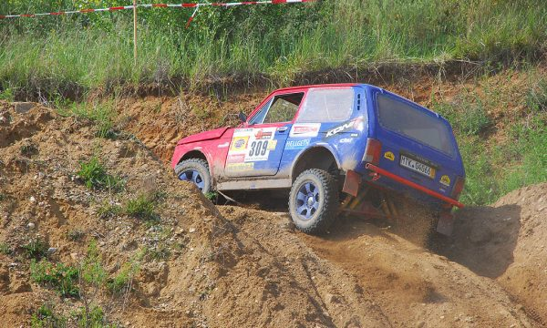 Offroad Rallye Rally Trial Germany Leipzig 2009 187