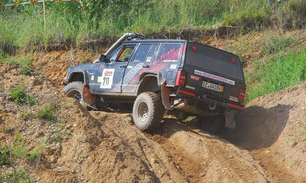 Offroad Rallye Rally Trial Germany Leipzig 2009 190