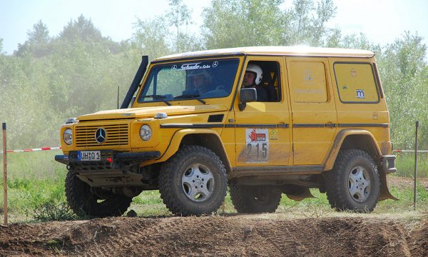 Offroad Rallye Rally Trial Germany Leipzig 2009 197