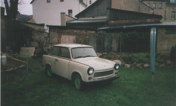 Stahlpappe Trabant Anfang 001
