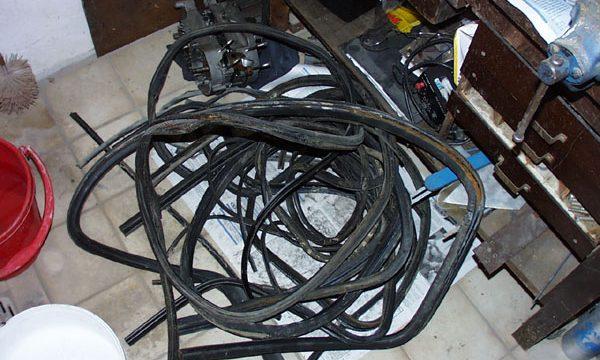 Stahlpappe Zusammenbau 021