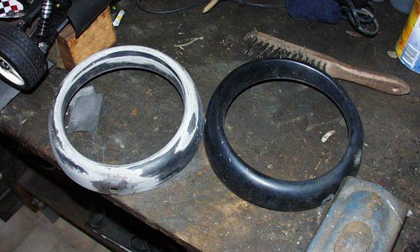 Stahlpappe Zusammenbau 022