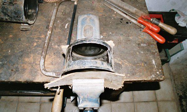Stahlpappe Zusammenbau 033