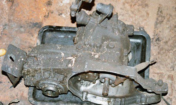 Stahlpappe Zusammenbau 036