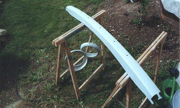 Stahlpappe Zusammenbau 039