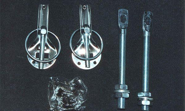 Stahlpappe Zusammenbau 043