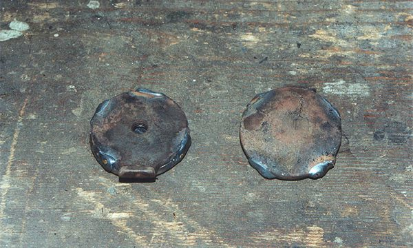 Stahlpappe Zusammenbau 045