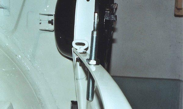 Stahlpappe Zusammenbau 049