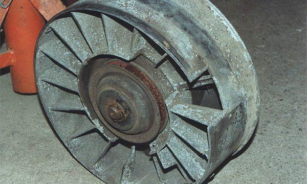 Stahlpappe Zusammenbau 054