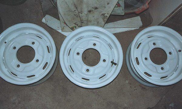 Stahlpappe Zusammenbau 062