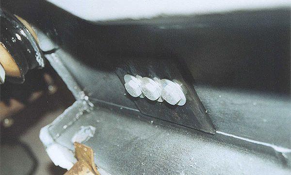 Stahlpappe Zusammenbau 069