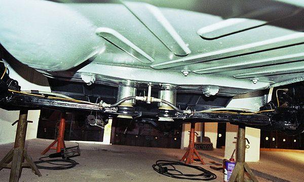 Stahlpappe Zusammenbau 086