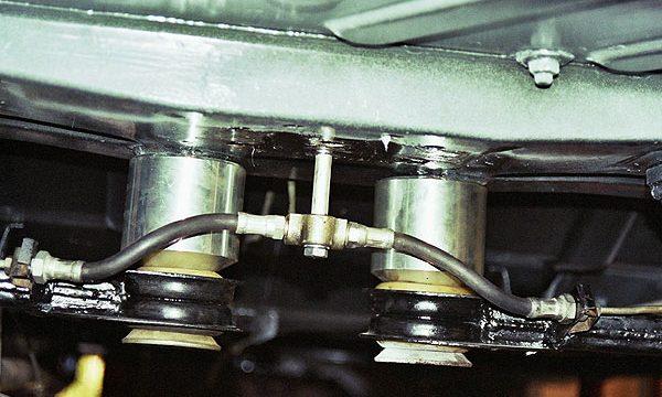 Stahlpappe Zusammenbau 087