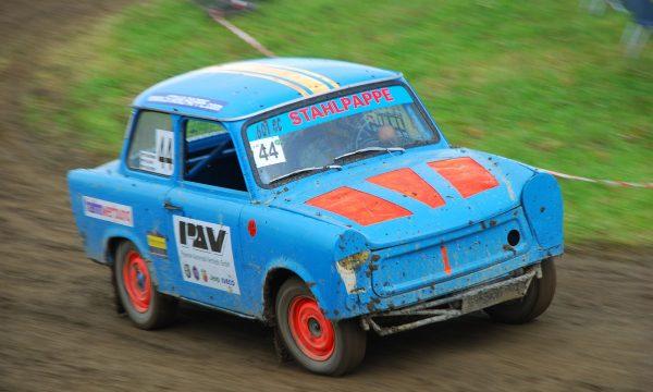 Team Stahlpappe Trabant 2015