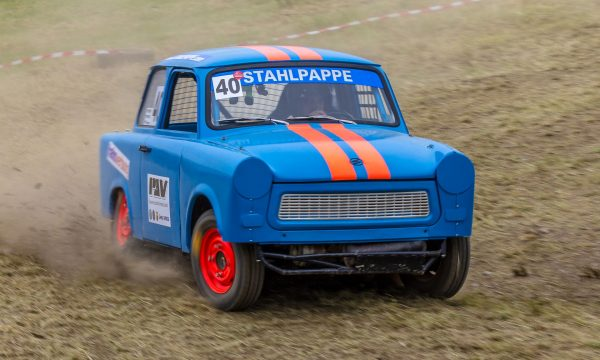 Team Stahlpappe Trabant 2017